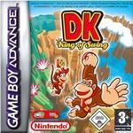 Gameboy Advance-spel Donkey Kong - King of Swing