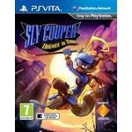 PlayStation Vita-spel Sly Cooper: Thieves In Time