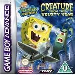 Gameboy Advance-spel SpongeBob SquarePants: Creature from the Krusty Krab
