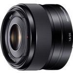 Sony E (NEX) - Bildstabilisering Kameraobjektiv Sony E 35mm F1.8 OSS