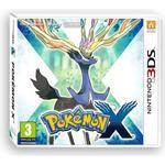 Nintendo 3DS-spel Pokémon X