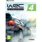 Rally spel ps3 PC-spel WRC 4: FIA World Rally Championship