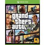 Action Xbox One-spel Grand Theft Auto V