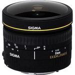 Sigma 8mm F3.5 EX DG Circular Fisheye for Canon