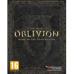 MMO PC-spel The Elder Scrolls IV: Oblivion - Game of the Year Edition Deluxe