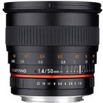 Pentax Kameraobjektiv Samyang 50mm f1.4 AS UMC for Pentax