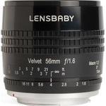 Pentax Kameraobjektiv Lensbaby Velvet 56mm f1.6 for Pentax