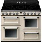Electric Oven Smeg TR4110IP Cream