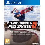 PlayStation 4 Games Tony Hawk's Pro Skater 5