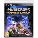 Minecraft ps3 PlayStation 3-spel Minecraft: Story Mode - A Telltale Game Series