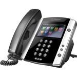 Fast Telefoni Polycom VVX 601 Black
