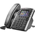 Fast Telefoni Polycom VVX 401 Black