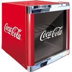 Kylskåp litet Scandomestic Cool Cube Röd
