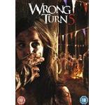 Wrong turn film Wrong Turn 5 (DVD)