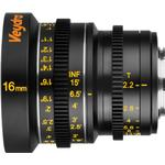 Kameraobjektiv Veydra 16mm T2.2 for Micro Four Thirds