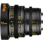 Kameraobjektiv Veydra 12mm T2.2 for Micro Four Thirds