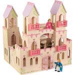 Doll House Kidkraft Princess Castle Dockhus