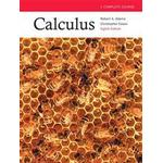 Calculus: A Complete Course / Calculus:Complete course student solutions manual (Övrigt format, 2013)