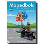 Mopedbok för utbildning till AM-körkort och förarbevis för moped klass II (Spiral, 2013)