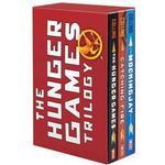 The Hunger Games Trilogy (Häftad, 2014)