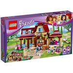 Lego Friends Lego Heartlakes Ridklubb 41126