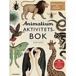 Animalium - Aktivitetsbok (Övrigt format, 2016)