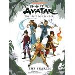 Serier & Grafiska romaner Böcker Avatar: The Last Airbender - The Search Library Edition (Inbunden, 2014)