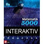 Matematik 5000 3c Böcker Matematik 5000 Kurs 3c Blå Lärobok Interaktiv (Övrigt format, 2015)