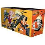 Serier & Grafiska romaner Böcker Naruto Box Set 2 (Pocket, 2015)