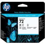 Skrivhuvuden HP 72 Printhead(Grey)