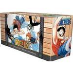 Serier & Grafiska romaner Böcker One Piece Box Set 2 (Häftad, 2014)
