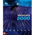 Matematik 5000 3c Böcker Matematik 5000 Kurs 3c Blå Lärobok (Häftad, 2012)