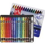 Hobbymaterial Caran d'Ache Neocolor 2 Aquarelle Wax Pastels 15-pack