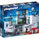 Toys Playmobil Police Headquarters with Prison 6919