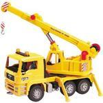 Toys Bruder Man Crane Truck 2754