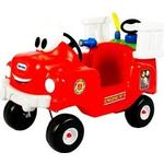 Ride-On Cars Little Tikes Spray & Rescue Fire Truck