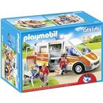 Toys Playmobil Ambulance With Lights And Sound 6685