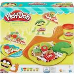 Clay Play-Doh Pizza Party Set