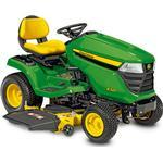 Trädgårdstraktor John Deere X320 Med Klippaggregat