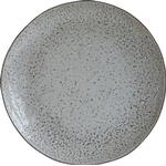 Flat tallrik House Doctor Rustic Stengods Flat tallrik 27.5 cm