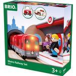 Toys Brio Metro Railway Set 33513