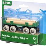 Tractor Brio Lumber Loading Wagon 33696