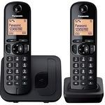 Fast Telefoni Panasonic KX-TGC212 Twin