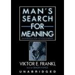 Man's Search for Meaning: An Introduction to Logotherapy (Ljudbok CD, 2008)