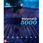 Matematik 5000 3c Böcker Matematik 5000 Kurs 3c Basåret Lärobok (Häftad, 2014)