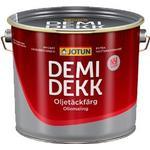 Jotun Demidekk Oljetäckfärg Träfärger Vit 2.7L