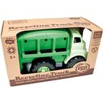 Garbage Truck Green Toys Recycling Truck