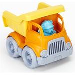Garbage Truck Green Toys Dumper