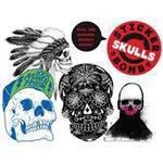 Stickerbomb Skulls (Pocket, 2014)