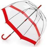 Paraplyer Fulton Birdcage 1 Red
